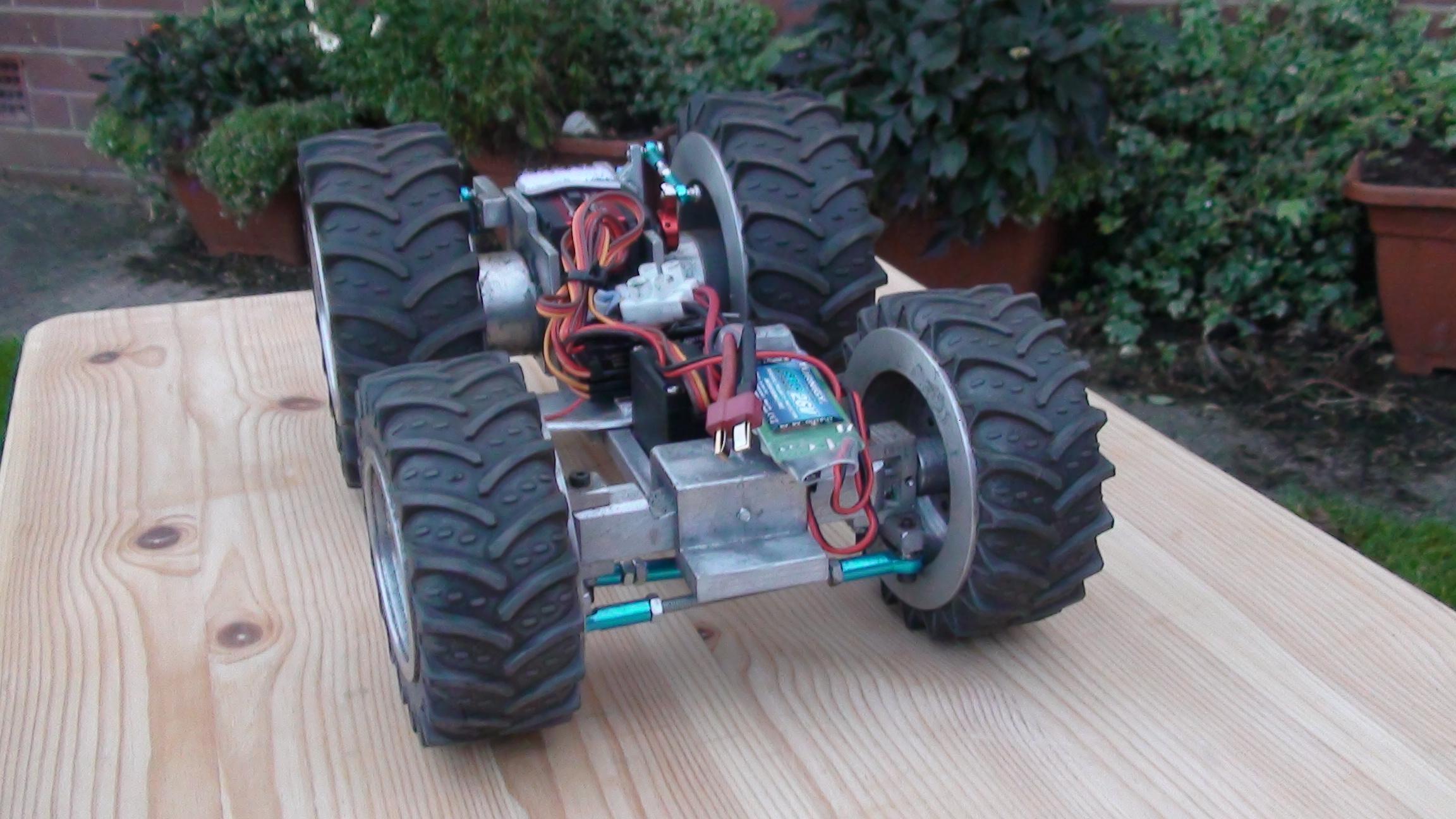 Rc Bruder Tractors Piggytaylor Rc